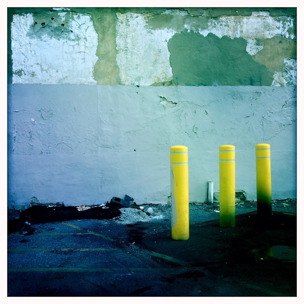 yellowpoles